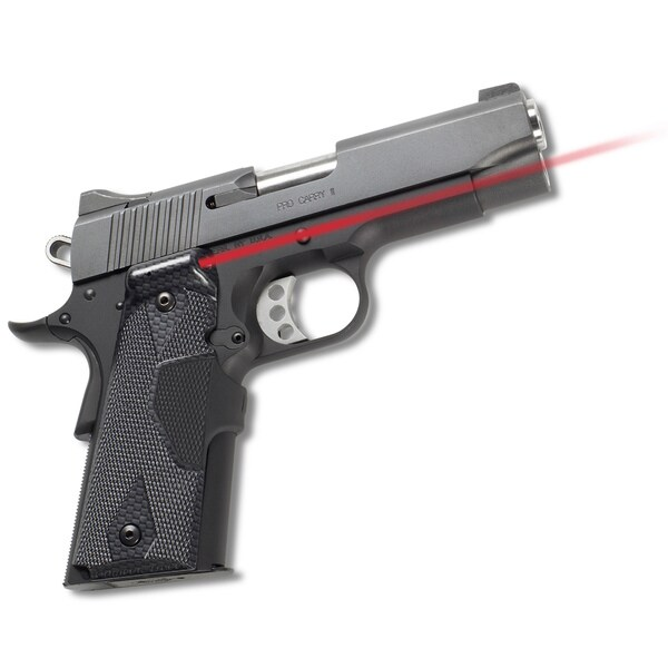 Crimson Trace 1911 Officer Defender Compact Pro Front Activation Carbon