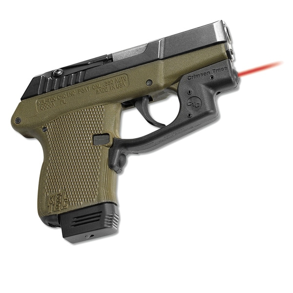 Crimson Trace Keltec P3AT P32 Polymer Front Activation Overmold