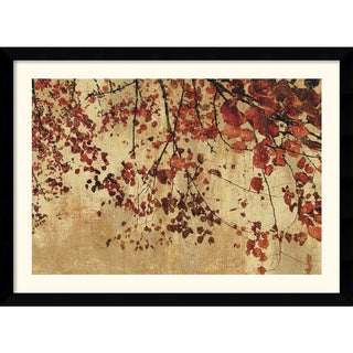 Pela + Silverman 'Colorful Season' Framed Art Print