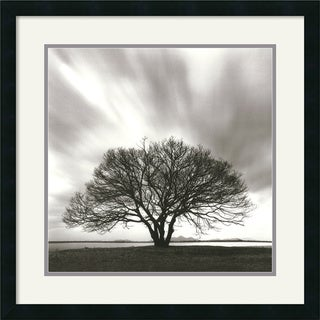 Michael Kenna 'Night Clouds' Framed Art Print