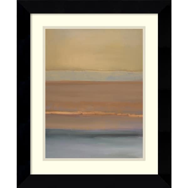 Nancy Ortenstone 'Quiet Light II' Framed Art Print