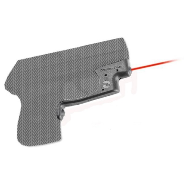 Crimson Trace Ruger LCP Polymer Laserguard, Overmold Front Activation