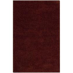 Nourison Coral Reef Rust Shag Area Rug (5' x 8')