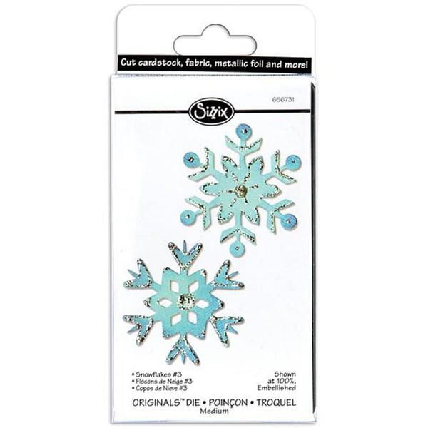 Sizzix Originals Snowflakes #3 Die