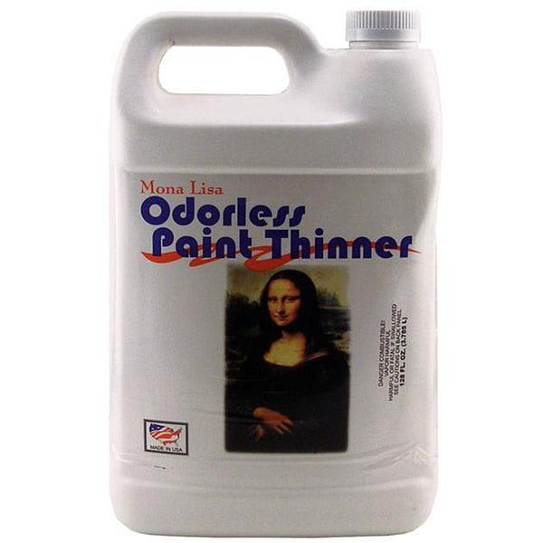 Mona Lisa 1-gallon Odorless Paint Thinner