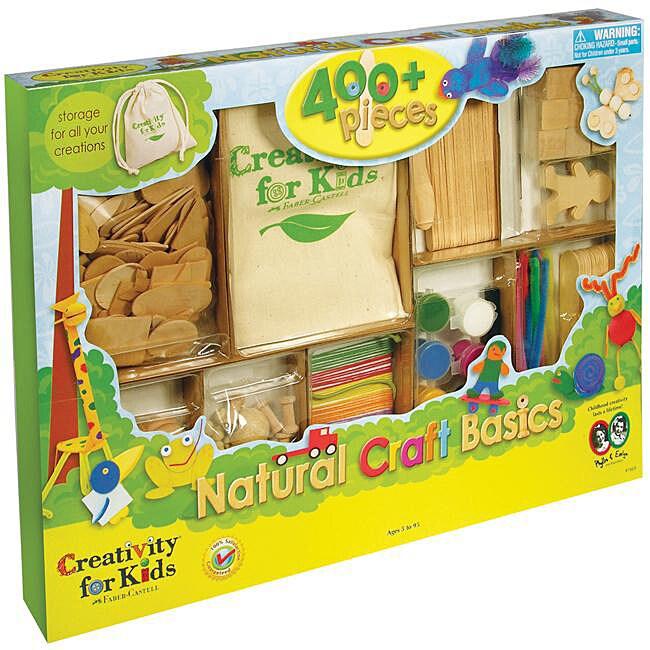 Natural Crafts Basics Kit