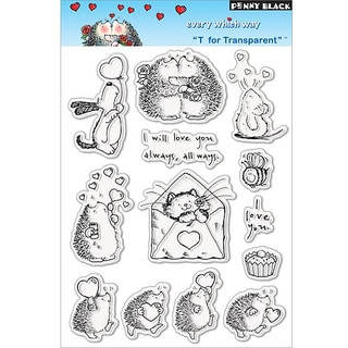 Penny 'Every Which Way' Clear Stamps
