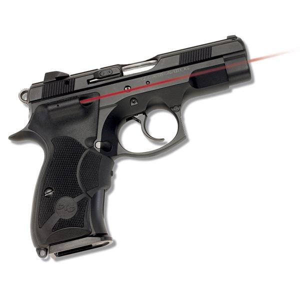 Crimson Trace CZ 75 Compact Overmold Front Activation Laser Grip