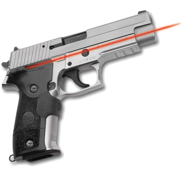 Crimson Trace Sig Sauer P226 Overmold Front Activation Laser Grip