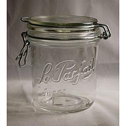 Le Parfait 17.5-oz Canning Jars (Pack of 3)