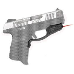 Crimson Trace Ruger SR-9c Compact Laserguard Front Activation Laser Grip - Thumbnail 0