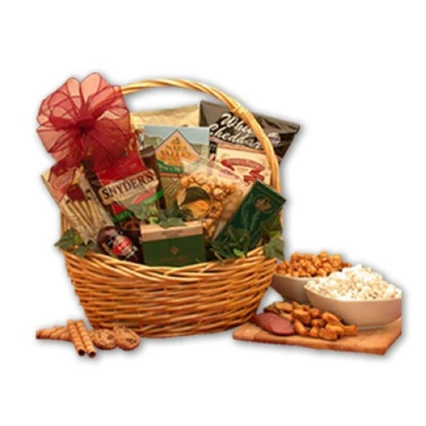 The Ultimate Snack Gift Basket - Free Shipping On Orders Over $45 ...