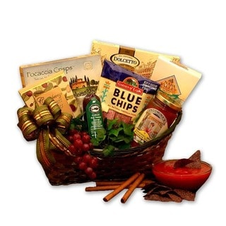 The Executive Gourmet Gift Basket