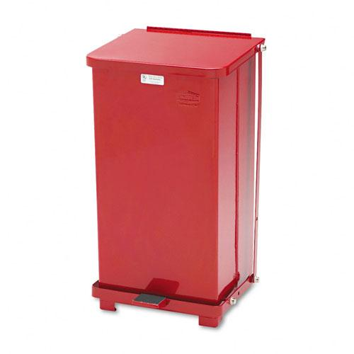 Rubbermaid Defenders 12-gallon Step Trash Can