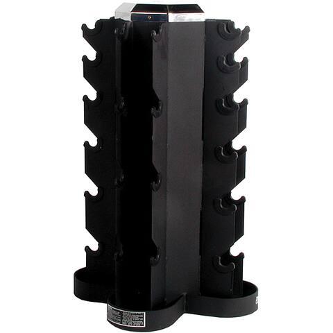 CAP Barbell 4-sided Vertical Dumbbell Rack