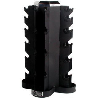 CAP Barbell 4-sided Vertical Dumbbell Rack