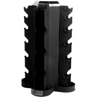 Cap Barbell 4 Sided Vertical Dumbbell Rack