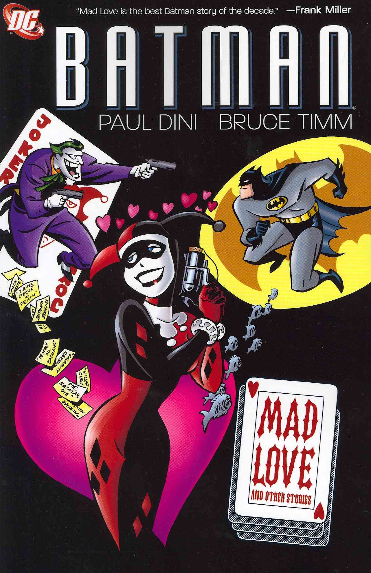 Batman: Mad Love and Other Stories (Paperback)