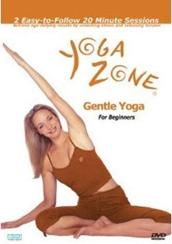 Yoga Zone: Gentle Yoga for Beginners (DVD)