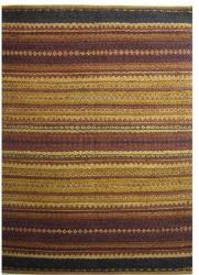 Hand-woven Mohawk Brown Jute Rug (6' x 9') - Thumbnail 1