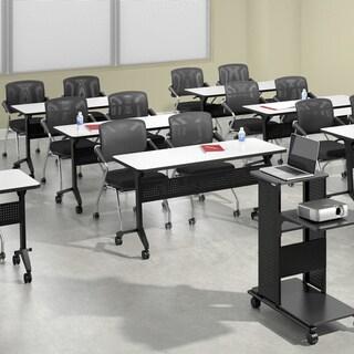 Mayline Flip-N-Go 60-inch Training Table