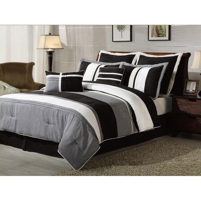 Boulevard 8-piece Comforter Set