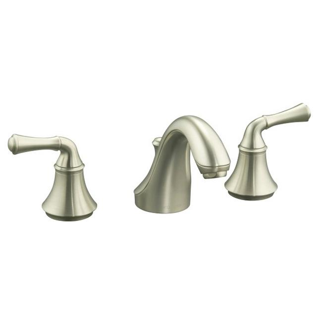 10272-4A-BN Vibrant Brushed Nickel Forte Widespread Lavatory Faucet ...