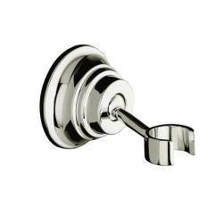Kohler K-10599-SN Vibrant Polished Nickel Bancroft Wall-Mount Handshower Holder