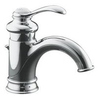 Shop Kohler K-12182 Fairfax Single Hole Bathroom Faucet - Free Metal on kohler stainless steel undermount kitchen sink, single lever bathroom faucet, leaking moen bathroom faucet, kohler touch kitchen faucet, kohler purist faucet, moen centerset bathroom faucet, single handle kitchen faucet, kohler 3 handle tub shower faucet, antique brass widespread bathroom faucet, gooseneck bathroom faucet, wall mount bathroom faucet, kohler widespread bathroom faucets, kohler faucet finishes, kohler single hole faucets, kohler bathroom faucets brushed nickel,
