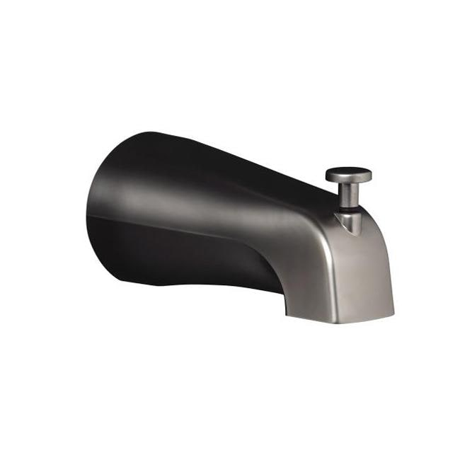 Kohler K-15136-BN Vibrant Brushed Nickel Coralais Diverter Bath Spout With Npt Connection