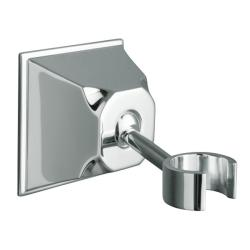 Kohler K-422-CP Polished Chrome Memoirs Adjustable Wall-Mount Bracket