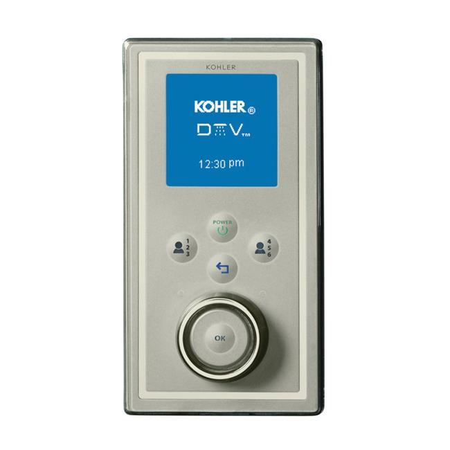 Kohler K-695-1CP Polished Chrome Dtv Ii Portrait Digital Interface