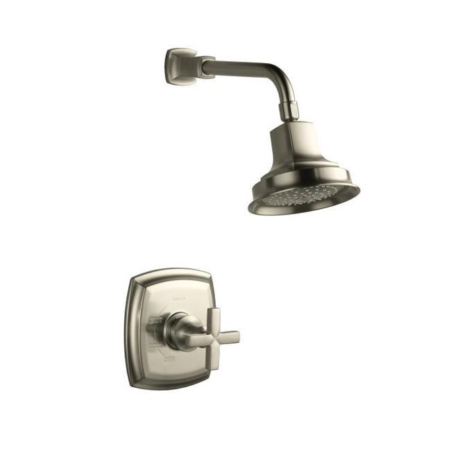 Kohler K-T16234-3-BN Vibrant Brushed Nickel Bath And Shower Trim