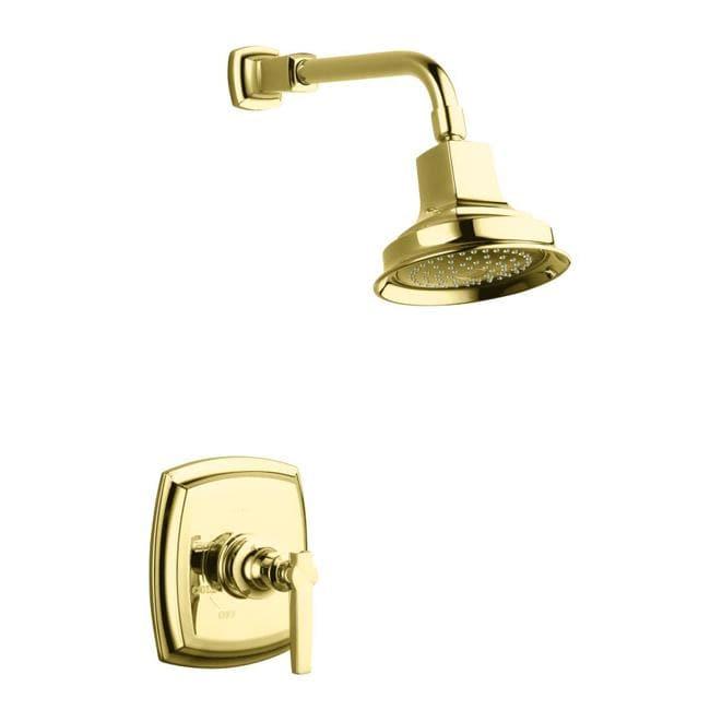 Kohler K-T16234-4-SN Vibrant Polished Nickel Bath And Shower Trim