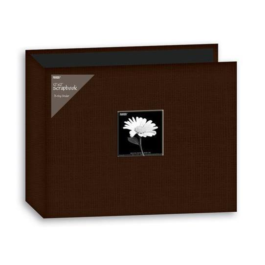 Shop Pioneer 12 X 12-inch Brown 3-ring Memory Book Binder