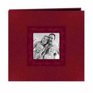 Pioneer Embossed Script Frame 12-inch Album