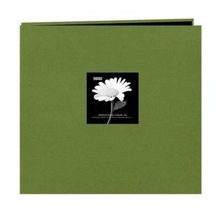 Pioneer Fabric Frame Post 12-inch Bound Album
