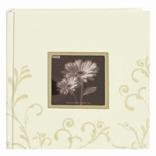 Pioneer 200-pocket Ivory Photo Album (Pack of 2)