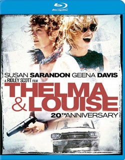 Thelma And Louise (20th Anniversary) (Blu-ray Disc)