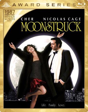 Moonstruck (Blu-ray Disc)