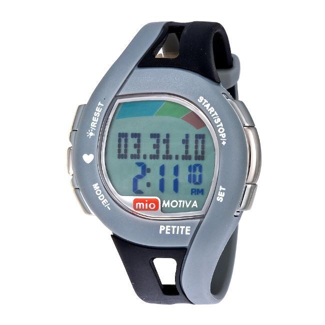Mio Women's Motiva Petite Heart Rate Monitor Sport Watch