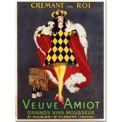 Gallery Direct 'Veuve Amoit' Canvas Art