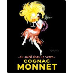 Gallery Direct 'Cognac Monnet' Canvas Art