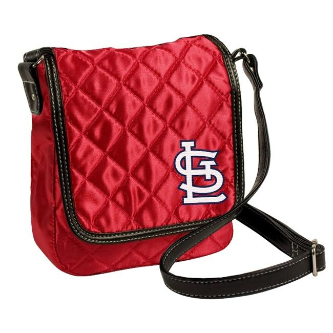 St. Louis Cardinals Quilted Purse