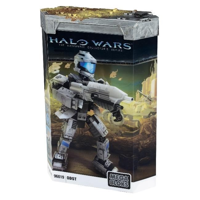 Mega Blocks Halo Buildable Figures ODST