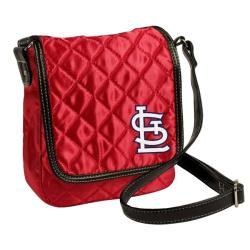 St. Louis Cardinals Quilted Purse - Thumbnail 1
