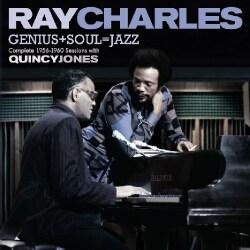 Ray Charles - Genius + Soul = Jazz Complete 1956-1960