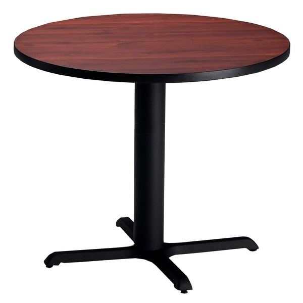 Mayline Bistro Dining Height 30 Inch Round Table