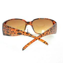 Women's 8827 Brown Fashion Sunglasses