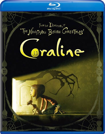 Coraline (2D Version) (Blu-ray Disc)